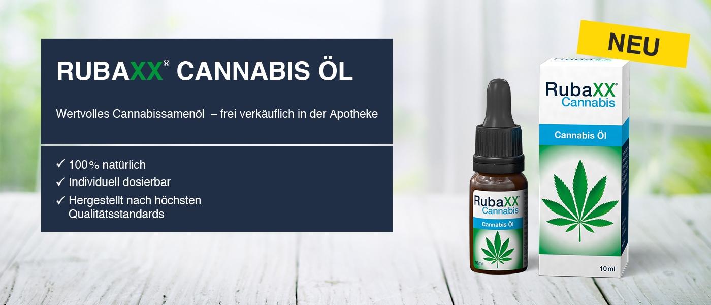 Rübaxx Cannabis Öl