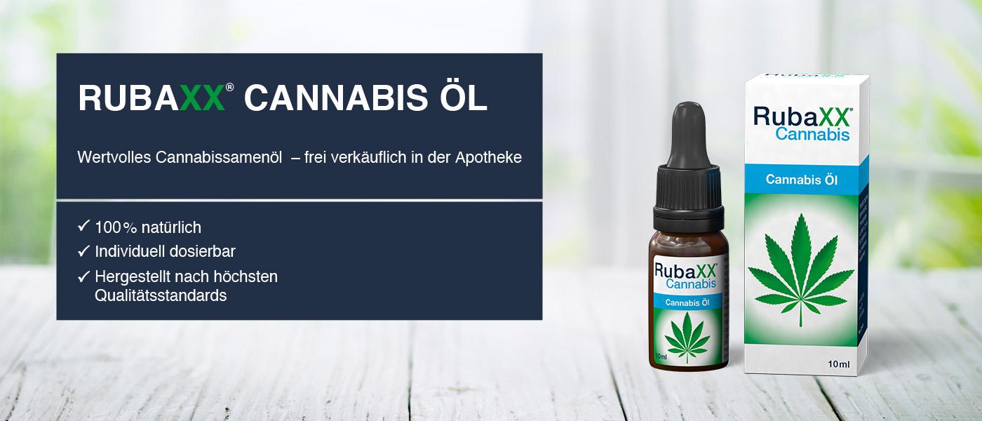 Rubaxx Cannabis Öl